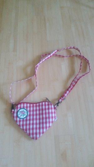 Dirndl Tasche in Herzform
