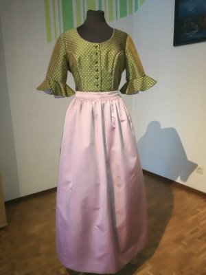 Dirndl, Vintage, Trachtenkleid, Kleid mit Schürze