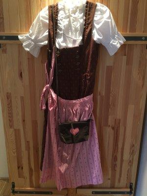 Angermaier Traditionele jurk veelkleurig