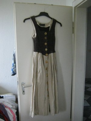 Berwin & Wolff Dirndl cream-brown