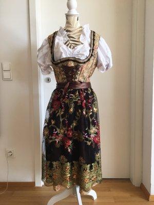 Almgwand Corsage Dress multicolored