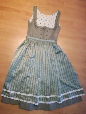 Dirndl von Isola, Trachtenkleid, Kleid mit Schürze