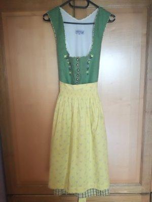 Dirndl von Nockstein, Trachtenkleid, Kleid mit Schürze