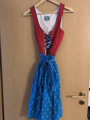Turi Landhaus Vestido Dirndl multicolor