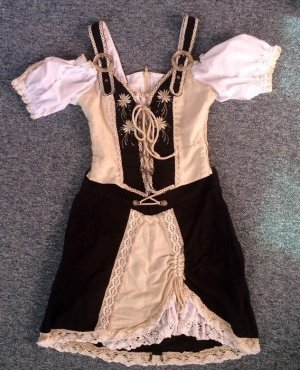 Stockerpoint Vestido Dirndl multicolor Lino