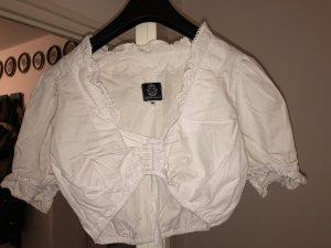 Folkloristische blouse wit