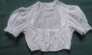 Angermaier Traditional Blouse white