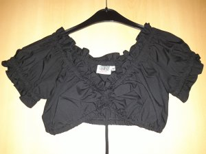 Country Line Traditional Blouse black