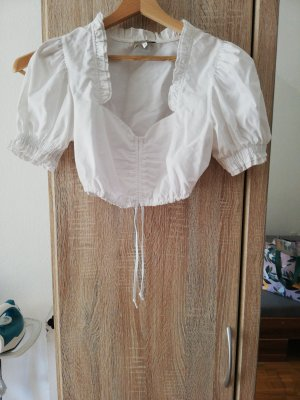Wild & Wald Traditional Blouse white