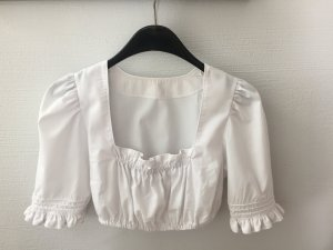 Traditional Blouse white polyester