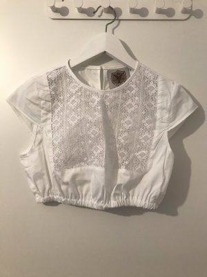 Berwin & Wolff Traditional Blouse white