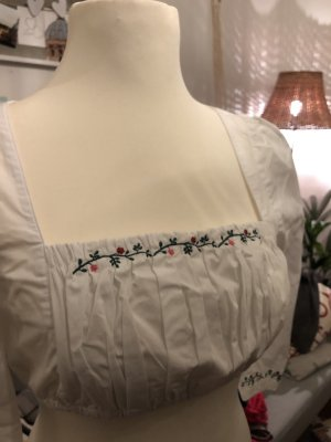 Hess Frackmann Folkloristische blouse veelkleurig