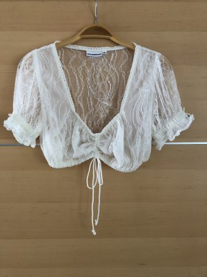 Stockerpoint Traditional Blouse natural white