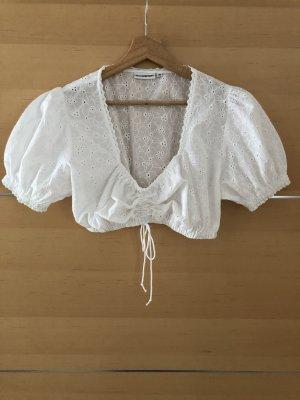 Stockerpoint Traditional Blouse white