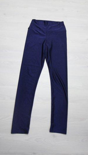Legging bleu