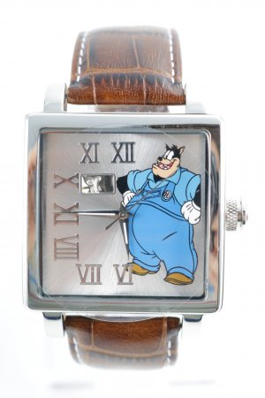 Disney Self-Winding Watch comic pattern comic look