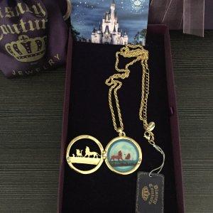Disney Couture Hakuna Matata Medaillon Halskette