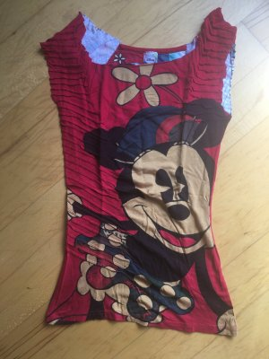 Disney Desigual Mickey Mouse Shirt