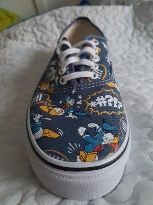 Disney Donald Duck Vans