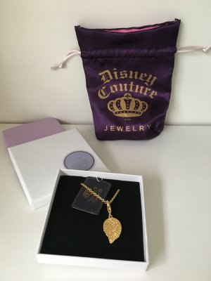 Disney Halskette Peter Pan - Vergoldet mit Swarovski Kristall