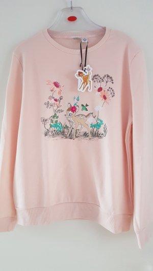 Disney Kollektion Sweatshirt Pulli Bambi Gr. M
