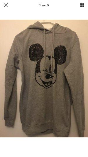 Disney Mickey Mouse Hoodie mit Pailetten S