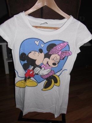 Disney Mini und Micky Mouse Shirt