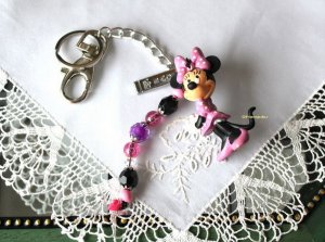 Disney Portachiavi multicolore