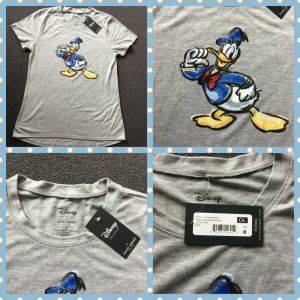 Disney Shirt by David Lerner NEU