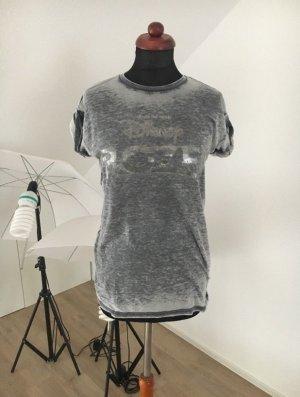 Disney Shirt Frozen lizensshirt grau  34 36
