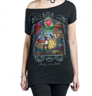 "Disney T-Shirt ""Beaty & The Beast"""