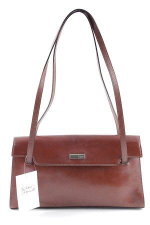 Disser Handtasche braun klassischer Stil