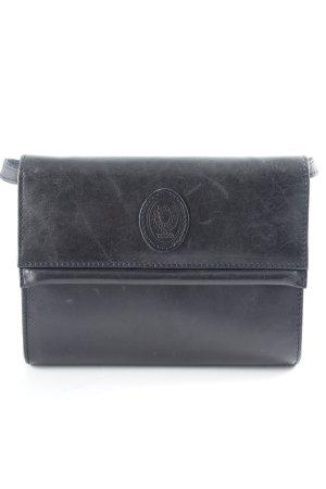 Disser Minitasche schwarz klassischer Stil