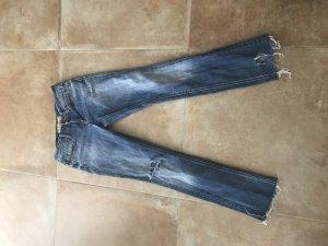 Guess Jeans blu acciaio
