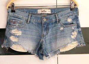 distressed Jeansshorts von HOLLISTER - Ungetragen!!