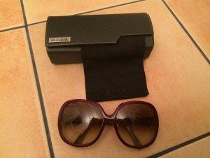 """Dita Eyewear """"Supa Dupa"""" Sonnenbrille rot fast NEU Rarität rar selten"""