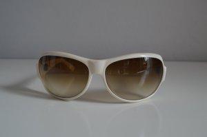 DITA weiße Sonnenbrille, keine Kratzer - Luxus