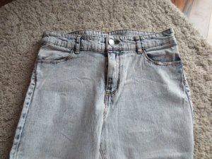 Divided Jeans, hellblau, Gr. 36/38, gut erhalten, Strech