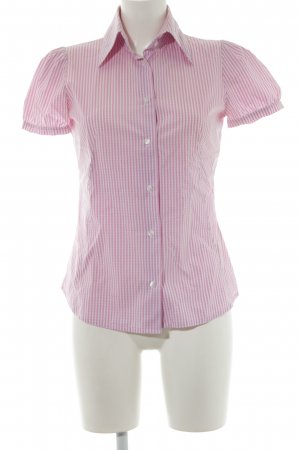 Divina Short Sleeve Shirt Vichy check pattern classic style