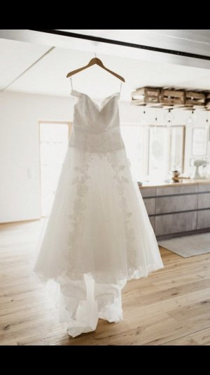 Divina Robe de mariée blanc cassé