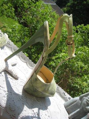 Divine Follie High Heel Sandal multicolored leather