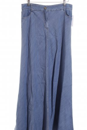 Dixie Jeansrock blau Casual-Look