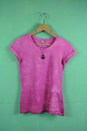 DIY Batik Shirt mit Ombré Effekt