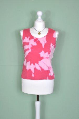 DIY Batik Shirt / Top / Tanktop mit Spirale