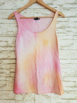 H&M Basic topje licht Oranje-roze