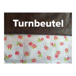 DIY Turnbeutel #Blumenmeer