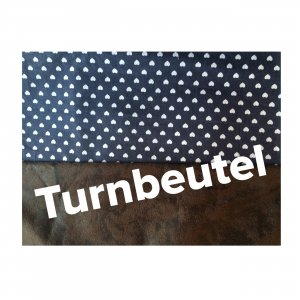 DIY Turnbeutel #Liebe