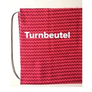 DIY Turnbeutel #zickzackzuck