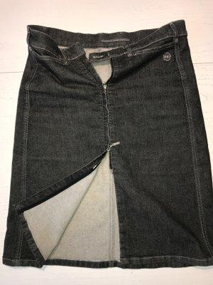 dkl.grauer STRENESSE Jeans Rock