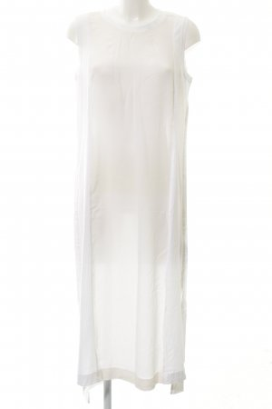 DKNY A-Linien Kleid weiß Casual-Look